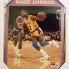 1993 - Starline - NBA Basketball - Magic Johnson - Framed Poster
