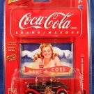 2006 - Johnny Lightning - Coca Cola Brand - 32 Ford Roadster - Drive To The Beach - Die-cast Metal