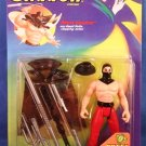 1994 - Kenner - The Shadow - Ninja Shadow - Rapid Strike Chopping Action - Action Figure