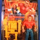 1993 - Mattel - Last Action Hero - Heat Packin' Jack - Stunt - Movie Action Figure