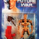 1992 - Kenner - Terminator 2 - Future War - Metal-Mash Terminator - Movie Action Figure