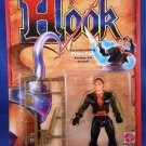 1991 - Mattel - Hook - Peter Pan - Swashbuckling - Movie Action Figure