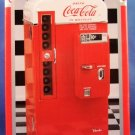 1994 - Enesco - The Coca-Cola Company - Diecast Metal - Musical Bank