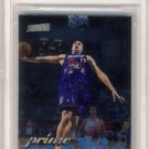 1998/99 - Vince Carter - Basketball - Topps - Stadium Club - Prime Rookies - Card #P5 - BGS - 9 Mint