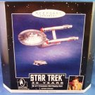 1996 - Hallmark - Keepsake Ornament - Star Trek - 30th Anniversary - Set of 2 Ornaments