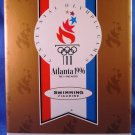 1996 - Hallmark - The Olympic Spirit Collection - Centennial Olympic Games - Swimming Figurine