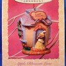 1997- Hallmark - Keepsake Ornament - 1997 Collector's Series - Apple Blossom Lane - Ornament