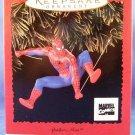 1996 - Hallmark - Keepsake Ornament - Marvel - Spider-Man - Christmas Ornament