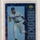 1994 - Alex Rodriguez - Upper Deck - Star Rookies - Electric Diamond - RC#24 - BGS 8.5 - Near Mint +