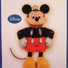 2009 - Hallmark - Keepsake Ornament - Vintage Tin Mickey - Mickey Mouse - Ornament