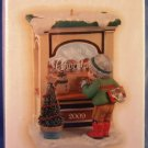 2009 - Hallmark - Keepsake Ornament - Collectors Club Series - Christmas Windows - Ornament