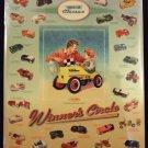 1995 - Hallmark - Kiddie Car Classics - Garton - Murray Poster