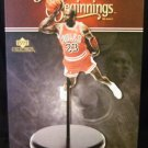 2006 - Upper Deck Collectibles - Historical Beginnings - Michael Jordan - 1988 Slam Dunk Champion