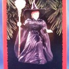 1996 - Hallmark - Keepsake Ornament - The Wizard Of Oz - Witch Of The West - Ornament