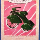 1997 - Hallmark - Keepsake - Spring Collection - 1935 Steelcraft Streamline Velocipede - QEO8632