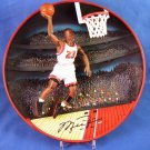 1996 - Upper Deck - A Legend For All Time Collection - Soaring Star - Michael Jordan - Plate