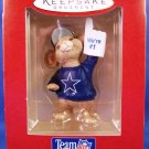 1996 - Hallmark - Keepsake Ornament - NFL Collection - Dallas Cowboys - Football Ornament