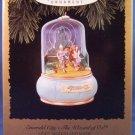 1996 - Hallmark - Keepsake Ornament - The Wizard Of Oz - Emerald City - Ornament
