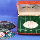 1996 - The Highland Mint - Sports Collection - Dan Marino - Miami Dolphins - Silver Football Coin