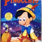 1993 - The Walt Disney Company - Masterpiece - Pinocchio - VHS - Movie