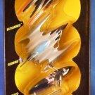 1997 - Kenner - Batman & Robin - Die Cast Metal - Set Of Five