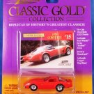 1999 - Johnny Lightning - Classic Gold Collection - 1979 Red Corvette - Die-cast Metal Cars