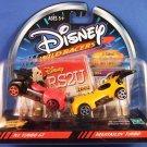 2002 - Hasbro - Disney - Wild Racers - Partner Pack - M1 Turbo GT/Hightailin Turbo