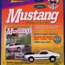 1999 - Johnny Lightning - Mustang Illustrated - 1969 Ford Mach 1 - Die-cast Metal Cars