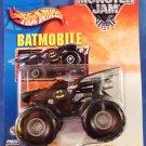 2003 - Hot Wheels - Monster Jam - Metal Collection - DC - Batmobile -  Diecast Metal Truck
