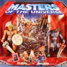 2002 - Mattel - Masters Of The Universe - He-Man vs. Skeletor - Action Figure Gift Set