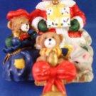3 Bears - Christmas - Resin Decoration
