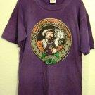 1993 - Texas - Renaissance Festival - Purple T-Shirt Apparel