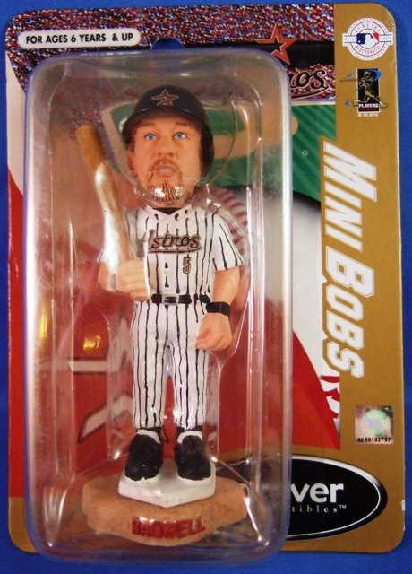 2004 - Forever Collectibles - Legends of the Diamond - Jeff Bagwell - Limited Edition - Bobblehead