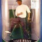 Tiger Woods - Upper Deck - Golf - Pro Shots 1 and 2 - Action Figure Set