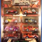 1900 - 2000  - Hot Wheels - X Decades - Collector's Edition - Tin Set
