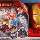 Mega Brands Inc - Mega Bloks - Iron Man 2 - Hall Of Armor - Target Exclusive