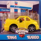 1998 - The Chevron Cars - Tina Turbo - Plastic Motor Vehicles