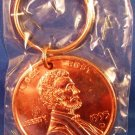 1995 Denver Mint One Cent  Lincoln Key Chain