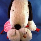 Hallmark Peanuts Cupid Snoopy  Sound and Motion Plush Toy
