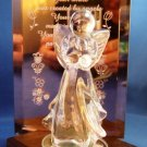 Dacra Glass Dimensions Glass Gifts Greeting Cards On Glass To My Wife Angel Sculpture