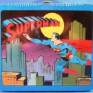 1997 DC Comics Hallmark School Days 1950s Superman Limited Edition Lunch Box