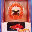 2002 Hallmark Keepsake Christmas Ornament Hot Wheels Sooo Fast Custom Car Set