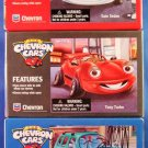 1996 - The Chevron Cars - Plastic Motor Vehicles - Set of 3