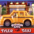 1997 - The Chevron Cars - Tyler Taxi - Plastic Motor Vehicles