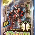 1996 - McFarlane Toys - Spawn - Commando Spawn - Special Edition - Poseable Action Figure