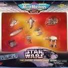 1993 Micro Machines Star Wars The Empire Strikes Back Collectors Edition Set of 8