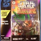 1996 Kenner Dark Horse Comics Star Wars Boba Fett vs. IG-88