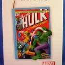 2010 - Hallmark - Keepsake Ornament - Marvel - The Incredible Hulk and Wolverine