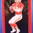 1995 - Hallmark - Keepsake Ornament - Joe Montana - Football Legends Series - Set of 2 - Ornaments