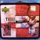 1998/99 - Upper Deck - Micheal Jordan - Tribute To Jordan - Lunch Box